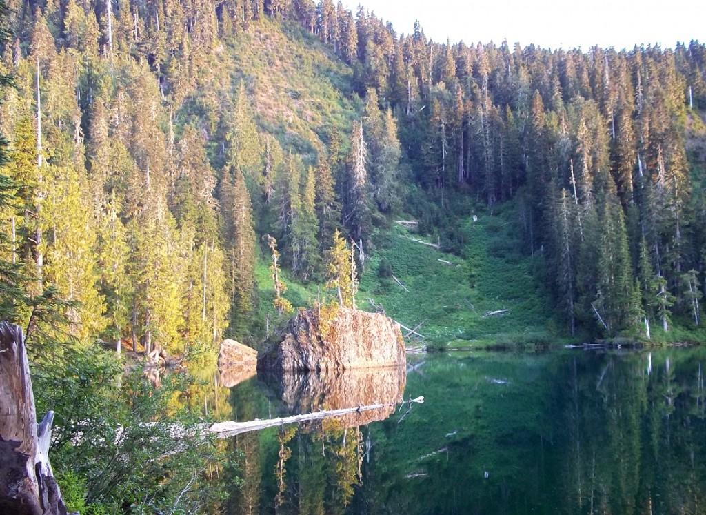 Flapjack Lakes 2013 - Northern Lake